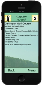 Get all the details on your golf course